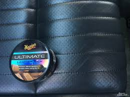 autogeek net forum product reviews 98453 review meguiar s ultimate leather balm html