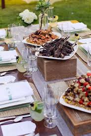 Wedding Food Tables Family Style Dining For Your Wedding Day Wedding Catering