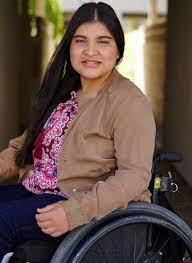Lourdes Mack | Spina Bifida Teenager | Wheelchair Athlete | Actress |  Musician