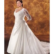 wedding dresses for bigger brides all women dresses