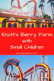 Knott's Berry Farm TRAVEL GUIDE with ...