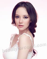 Chinese Woman Hair Style tang yu hong most beautiful chinese women photos beauty 7814 by wearticles.com