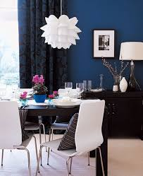 blue office decor. bright navy blue walls i want to paint a wall or two in my bathroom office decor
