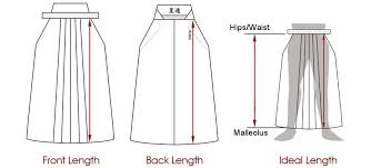How To Choose Your Aikido Hakama Hakama Size Chart
