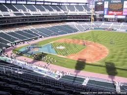 Virtual Seating Chart Comerica Park Comerica Park Seat Views Section By Section