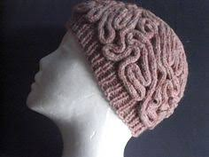 Brain Hat Pattern