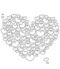 Small Picture Love coloring pages plenty of love hearts ColoringStar