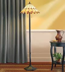 spruce up with lamp shades for floor lamps