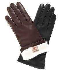 women s italian rabbit fur gloves