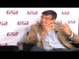 Dr. Avi Katz, GigOptix, Inc., interviewed by Jodi Shelton, GSA - YouTube