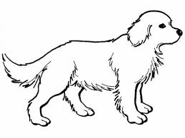 Small Picture Crafty Design Ideas Dog Coloring Pages For Kids Dog Color Pages