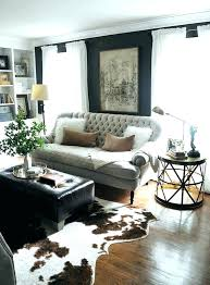black cowhide rug white bedroom contemporary with balcony bedding and full length large rugs metallic faux cowhide rug black and white large
