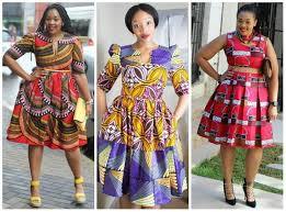 African Dresses 2018 Designs