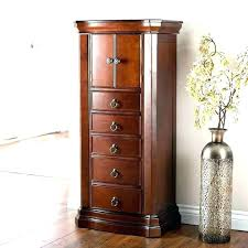 standing jewelry armoire jewelry stand mirror stand jewelry mirror standing mirror jewelry armoire sears standing mirror
