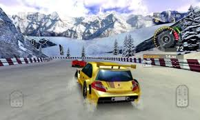 cinta android game racing terkenal dan terbaik seperti asphalt dan real racing memang memiliki garfis yang memukau tapi sayang game hd tersebut hanya