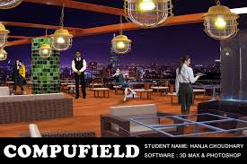 Autocad Designer In Mumbai 3d Interiordesigning Project Done By Our Student Ms Nanja