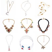 hxl005 <b>2018 New</b> Antique Gold Color Crystal Acrylic <b>Alloy Tassel</b> ...