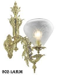 neo rococo early victorian gas chandelier neo recoco victorian lighting blog