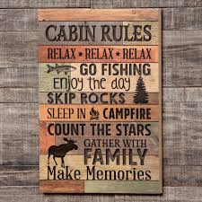 chic ideas cabin wall art home design rules carved wood for the metal decor outdoor