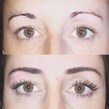 blended hair stroke brow reconstruction