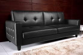 leather sleeper sofa. Full Size Of Sofa Design: Leather Convertible Homcom Faux Sleeper Bedleather: R