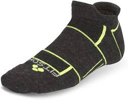 Fitsok Size Chart Isw No Show Technical Socks 3 Pack