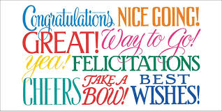 Say Congratulations Card Congratulations Greeting Cards By Cardsdirect