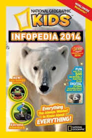 infopedia 2018 national geographic kids used good book