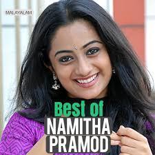 Best of Namitha Pramod Music Playlist: Best Best of Namitha Pramod MP3  Songs on Gaana.com
