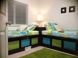 modern twin bed. Contemporary Twin Mossy Green Carpet For Small Bedroom Decorating Ideas With Contemporary  Twin Beds And White Window Shutters Throughout Modern Bed O