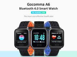 Buy <b>Gocomma A6</b> Sports Smart Watch for Just $11.99 from Gearbest