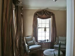 Large Living Room Window Treatment Bedroom Window Treatments Hgtv Classic Bedroom With Fireplace