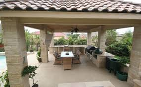 covered outdoor kitchens with fireplace. Perfect With Outdoor Kitchens To Covered With Fireplace S