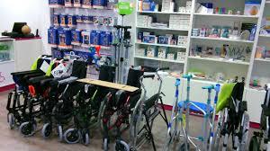 Tienda de sillas de ruedas en Madrid