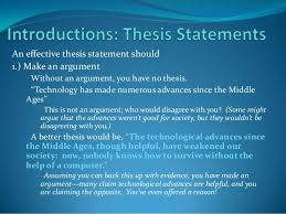 eng research paper writing introductions and thesis statements 2 an effective thesis