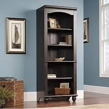 harbor view sauder open library bookcase bookcase book shelf library bookshelf read office