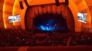 Radio City Music Hall Section 2nd Mezzanine 2 Row A Seat