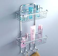 wall mounted shower caddy stupendous wall mounted shower house interiors orchard options