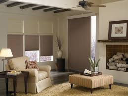 cellular shades blinds for sliding glass doors modern living room