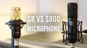 $8 <b>BM</b>-<b>800</b> Condenser Microphone (Review) - YouTube