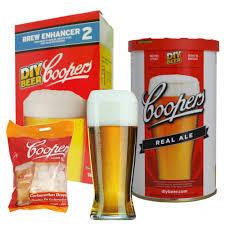 coopers beer kit home brew bundles includes brew
