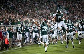 michigan state football