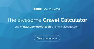 Gravel Calculator How Much Gravel Do You Need Omni