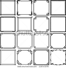 Simple frame design Cute Sponsored Allfreedownloadcom Simple Vintage Frame Design Free Vector Download 13746 Free Vector