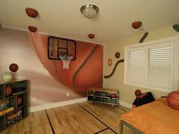basketball bedroom ideas with more 5 simple pioneering themed
