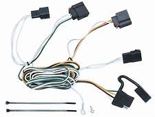 trailer wire harness jeep grand cherokee vehicle to trailer wiring harness connector 118425 for 11 13 jeep grand cherokee fits