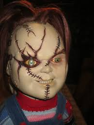life size chucky doll life size chucky doll curse of chucky ebay