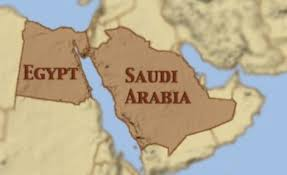 egyptian cabinet approves demarcation agreement with saudi arabia Egypt Saudi Arabia Map egyptian cabinet approves demarcation agreement with saudi arabia the siasat daily egypt saudi arabia relations
