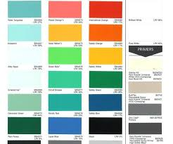 Image Result For Industrial Paint Colors Chart Paint