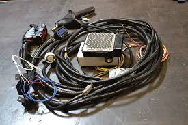 re powering f series with the ultimate inline six Ford 4 6 Engine Swap Wiring Harness wiring can be a big challenge with a 6 7l and allison swap fortunately, scott makes a stand alone wiring harness for the six speed allison 1000 that will DOHC 4.6 Wiring Harness